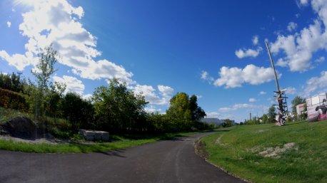 Beerline Trail in Milwaukee