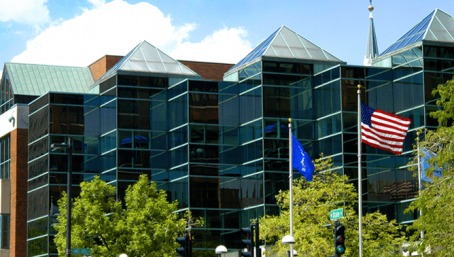 Downtown campus of the Milwaukee Area Technical College