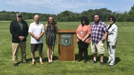 UW Parkside and Root Pike WIN press conference