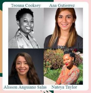 Racine's four Equity Fellows